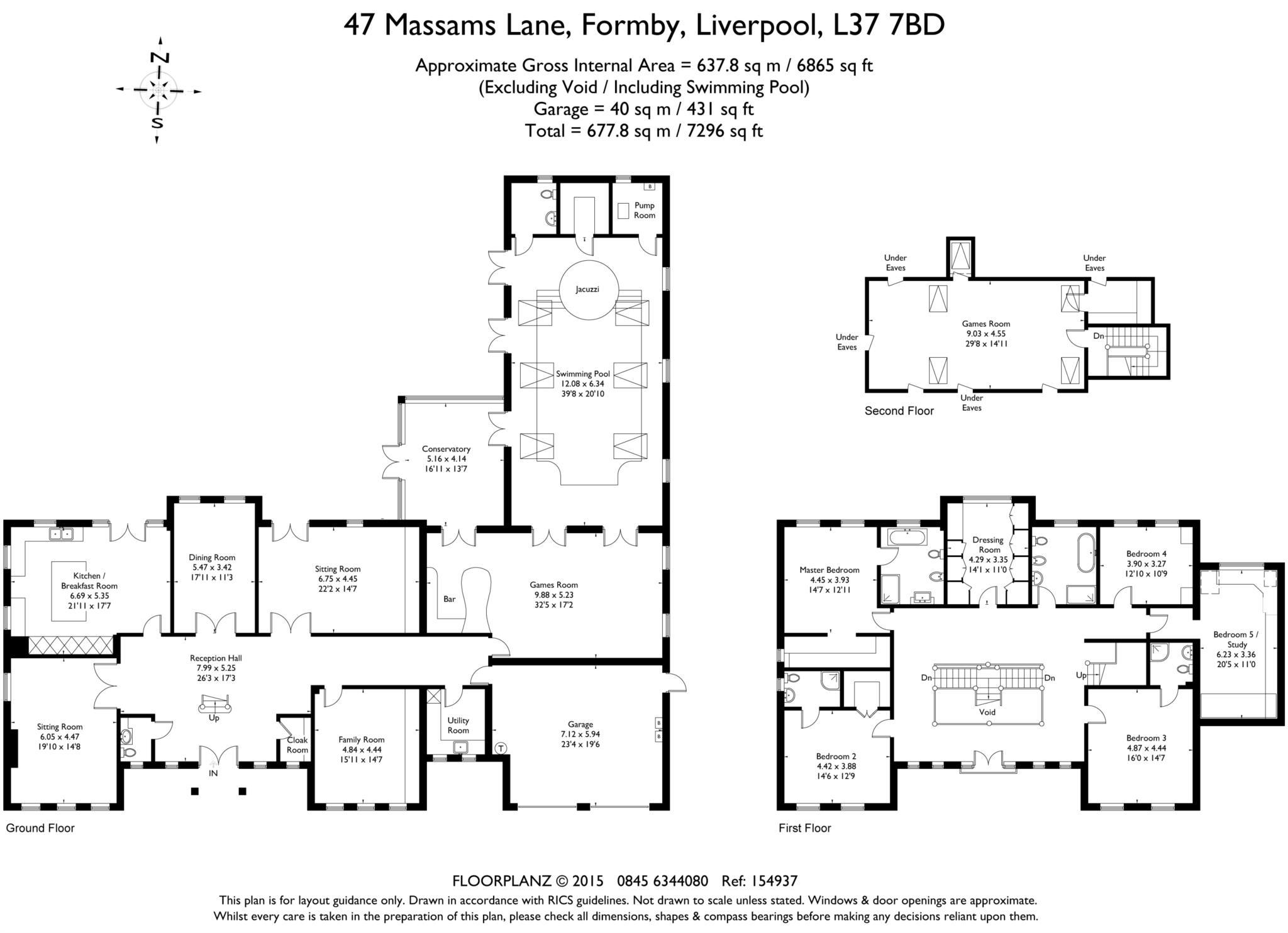 6 bedroom detached for sale in liverpool