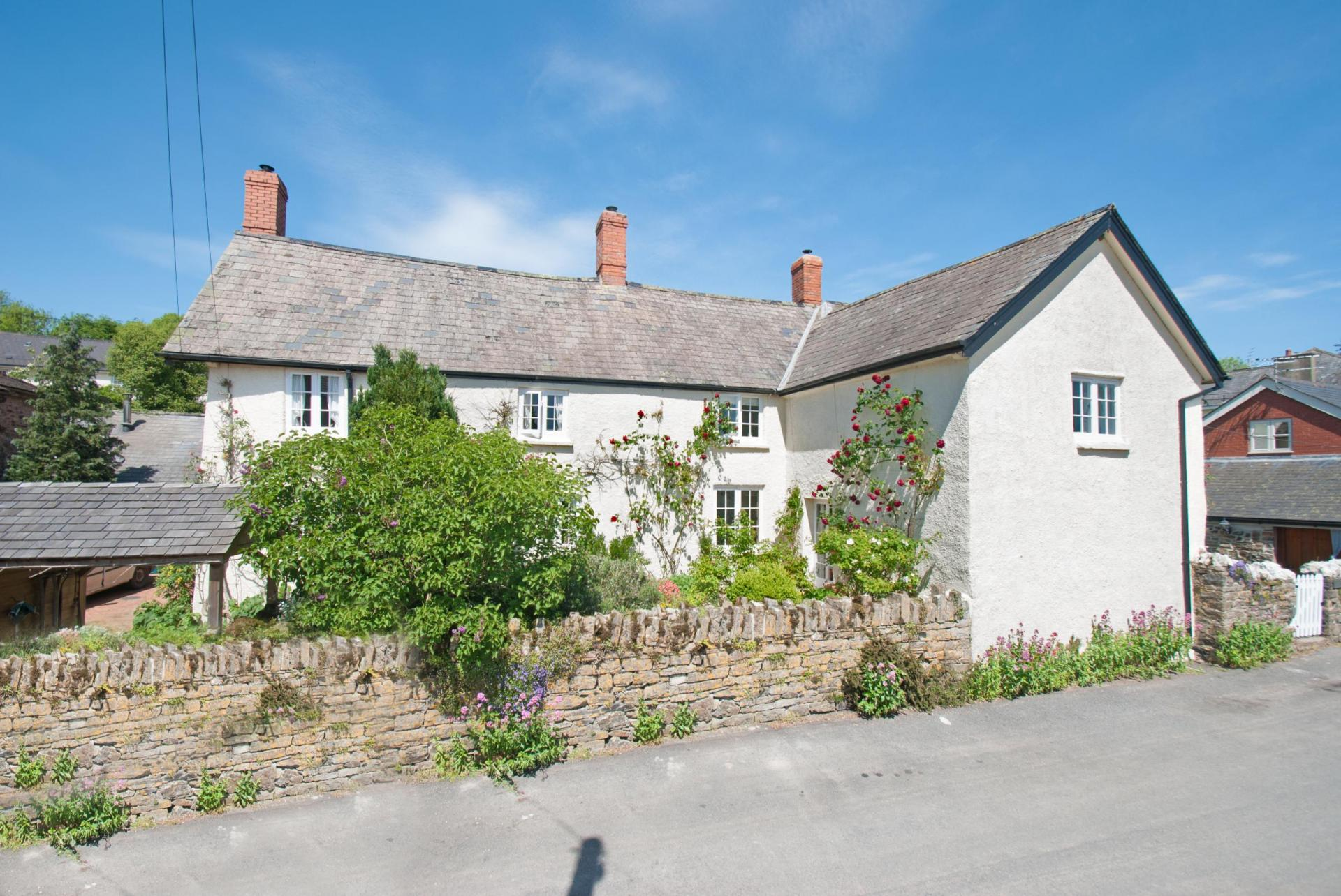 Property For Sale In Or Close To Bampton Devon
