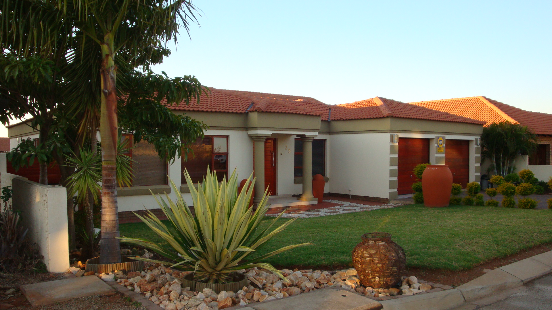 4 bedroom house for sale in polokwane for Beautiful houses plans in south africa